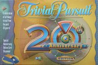 Board Game: Trivial Pursuit: 20th Anniversary Edition