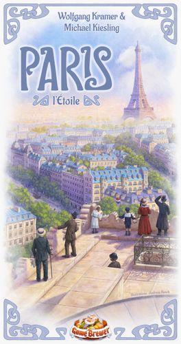 Board Game: Paris: l'Étoile