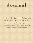 RPG Item: The Field Notes of Dr. C. Arthur Turner, Sc.D, Ph.D.