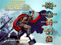 Video Game: Heroes Chronicles: The Sword of Frost