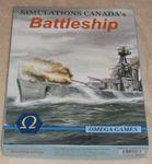 Board Game: Simulations Canada's Battleship