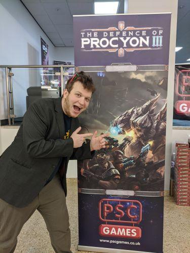 Board Game Designer: Dávid Turczi