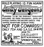RPG: Dinky Dungeons