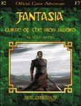 RPG Item: Fantasia Adventure F07: Curse of the Iron Sword