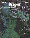 Issue: Best of Dragon Magazine Vol. II