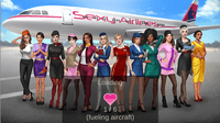 Video Game: Sexy Airlines