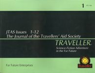RPG Item: JTAS Issues 1-12 Journal of the Travellers' Aid Society