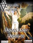 RPG Item: Amazons Vs Valkyries: Arms and Armor (PF1)