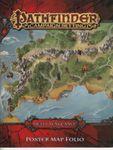 RPG Item: Hell's Vengeance Poster Map Folio