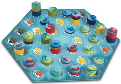Board Game: Crab Stack