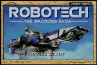 Video Game: Robotech: The Macross Saga