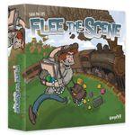 Board Game: Flee The Scene