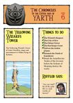 Issue: The Chronicles of the Latter Days of Yarth (Issue 6 - May 2017)