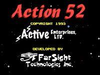 Video Game: Action 52 (Genesis)