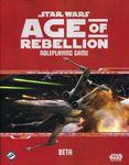 RPG Item: Star Wars: Age of Rebellion (Beta)
