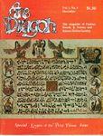 Issue: Dragon (Issue 4 - Dec 1976)