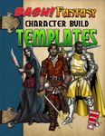 RPG Item: BASH! Fantasy: Character Build Templates
