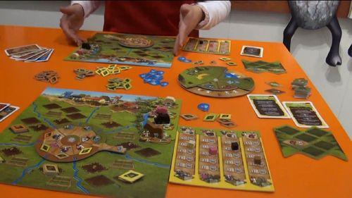 Board Game: Farmerama