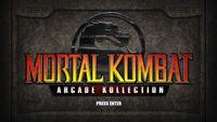 Video Game Compilation: Mortal Kombat Arcade Kollection