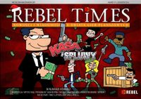 Issue: Rebel Times (Issue 111 - Dec 2016)