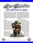 RPG Item: Liber Sodalitas: The Wayfinders of Talus
