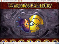Video Game: Warlords: Battlecry