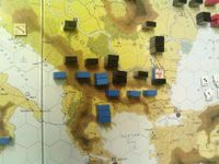 Allied attack in Greece!