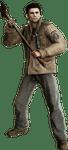 Character: Alex Shepherd