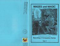 RPG Item: Swordtag II Companion Series Volume 1: Mages and Magic