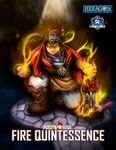 RPG Item: Fire Quintessence