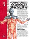 RPG Item: Monsters of NeoExodus: Arcane Intelligence