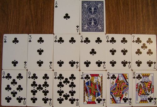 Board Game: Traditional Card Games