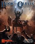 RPG Item: Book of Quests: Seven Scenarios Against the Sorcerer