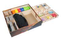 Board Game Accessory: Roll for the Galaxy: Broken Token Organizer