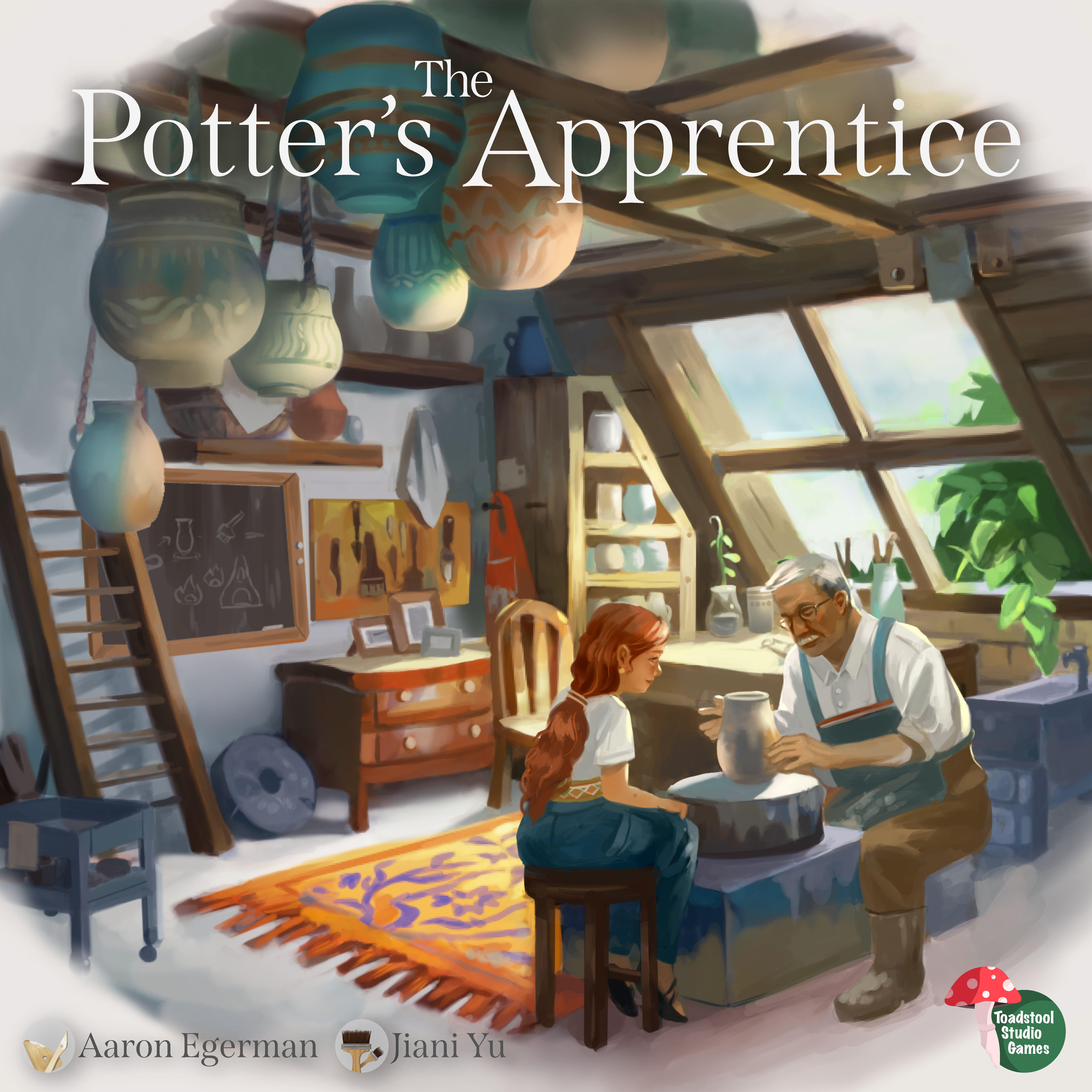 The Potter's Apprentice