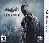 Video Game: Batman: Arkham Origins Blackgate