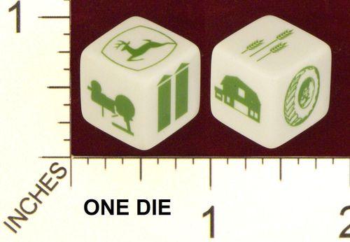 Board Game: Jenga: John Deere Collector's Edition