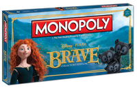 Board Game: Monopoly: Brave Collector's Edition