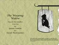 RPG Item: Toys for the Sandbox #014: The Weeping Widow