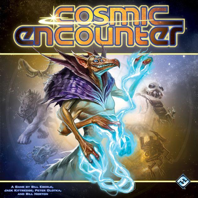 Cosmic Encounter: 42nd Anniversary Edition | Board Game | BoardGameGeek