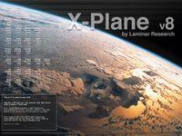 Video Game: X-Plane 8
