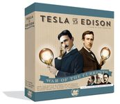 Board Game: Tesla vs. Edison: War of Currents