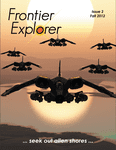 Issue: Frontier Explorer (Issue 2 - Fall 2012)