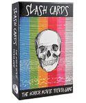 Board Game: Slash Cards: The Horror Movie Trivia Game