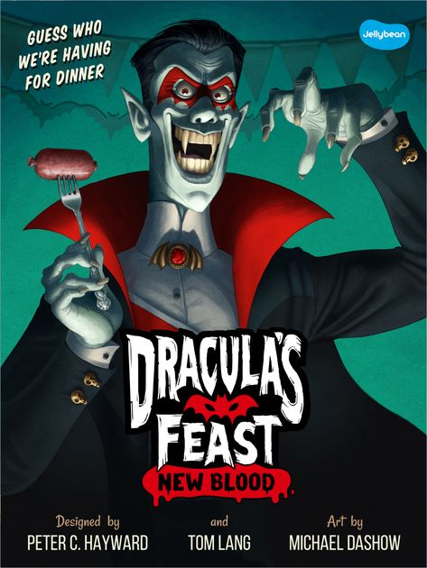 Image result for draculas feast new blood