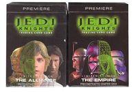 Board Game: Star Wars: Jedi Knights CCG