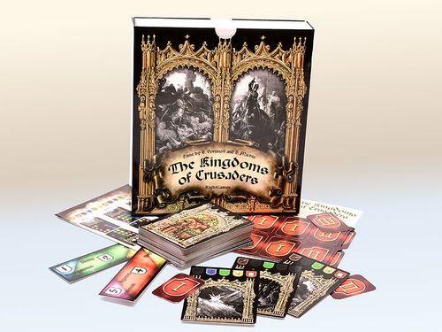 Board Game: The Kingdoms of Crusaders
