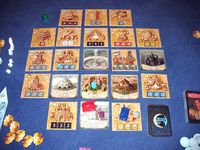 Board Game: Blue Moon City