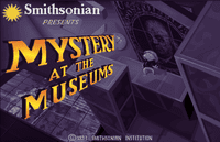 Video Game: Mystery at the Museums
