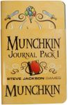 Board Game: Munchkin Journal Pack 1